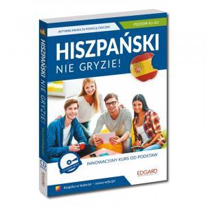 Hiszpański Nie Gryzie! + CD. Edycja w Kolorze