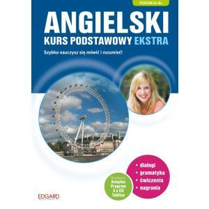 Angielski. Kurs Podstawowy Ekstra