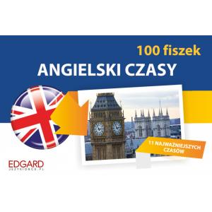 100 Fiszek Angielski. Czasy