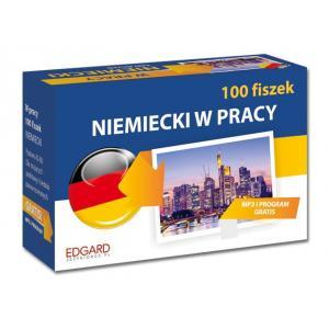 EDGARD NIemiecki 100 Fiszek - W pracy