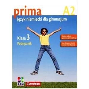 Prima A1/A2 ćwiczenia +CD - 2011