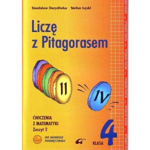 Matematyka. SP kl. 4/2. Liczę z Pitagorasem. Ćwiczenia. NPP