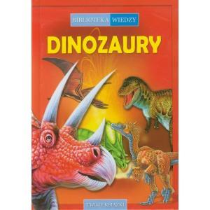 Dinozaury biblioteka wiedzy