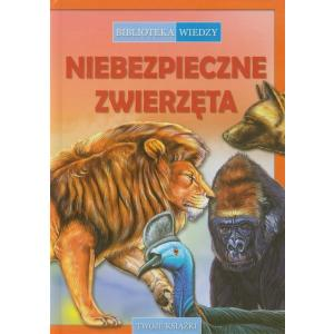 Biblioteka wiedzy. Niebezpieczne zwierzęta
