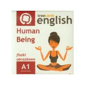 Human Being Fiszki Obrazkowe A1. Treecards English + MP3