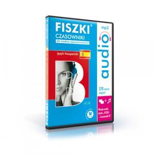 Fiszki. Język Hiszpański. Czasowniki B dla Średnio Zaawansowanych. MP3