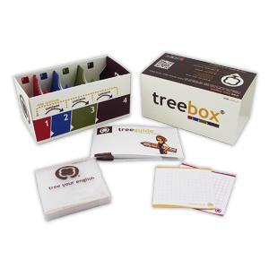 Fiszki. Język Angielski. Treebox