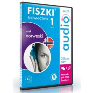 Fiszki Audio. Język norweski. Słownictwo 1