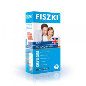 Fiszki Premium Pisz Po Angielsku