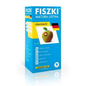 Fiszki Premium. Język niemiecki. Matura ustna