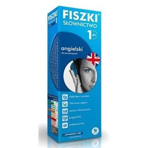 FISZKI Premium Słownictwo Angielskie. Poziom 1