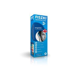 FISZKI Premium Słownictwo Angielskie Poziom 3
