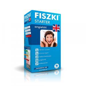 FISZKI Premium Angielski Starter