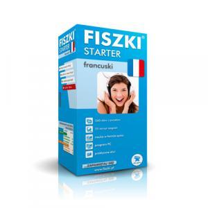 Fiszki Premium. Język francuski. Starter