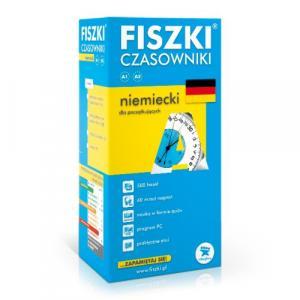 Fiszki Premium. Język niemiecki. Czasowniki dla początkujących