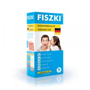 FISZKI Premium Konwersacje Język Niemiecki