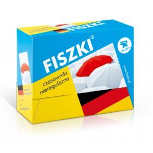Fiszki. Język niemiecki. Czasowniki nieregularne