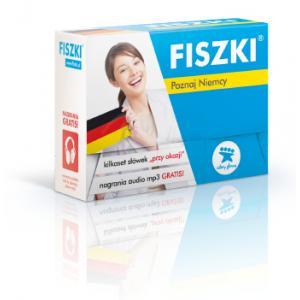 Fiszki. Język niemiecki. Poznaj Niemcy