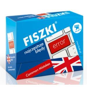 FISZKI Mini Premium. Angielski Najczęstsze Błędy. Common Mistakes