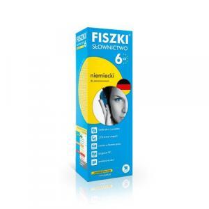 Fiszki Premium. Język niemiecki. Słownictwo 6. C2