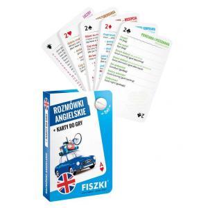 Rozmówki Angielskie + Karty do Gry