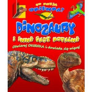 Dinozaury i inne gady kopalne Co kryją okienka?