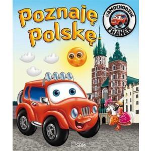 Samochodzik Franek Poznaję Polskę