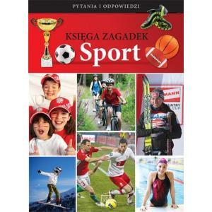Księga zagadek sport