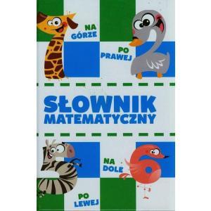 Słownik Matematyczny Dla Klas 1-3