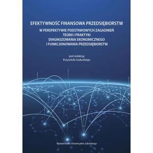 Efektywność Finansowa Przedsiębiorstw w Perspektywie Podstawowych Zagadnień Teorii i Praktyki Diagnozowania Ekonomicznego i Funkcjonowania Przedsiębiorstw