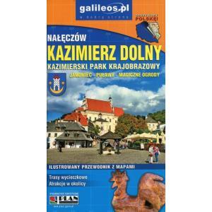 Kazimierz Dolny - Ilustrowany Przewodnik z Mapami