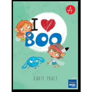 I Love Boo. Poziom A. Język Angielski. Karty Pracy