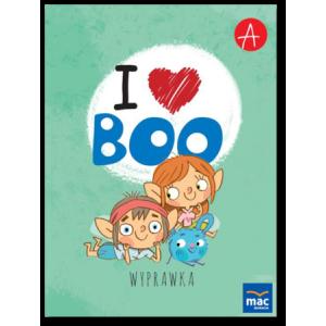 I Love Boo. Poziom A. Język Angielski. Wyprawka
