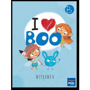 I Love Boo. Poziom B. Język Angielski. Wyprawka