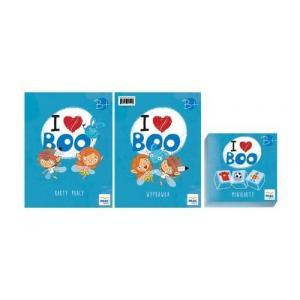 I Love Boo. Poziom B+. Język Angielski. Pakiet Podręczników