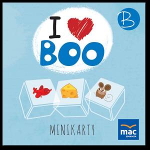 I Love Boo. Poziom B. Język Angielski. Pakiet Podręczników