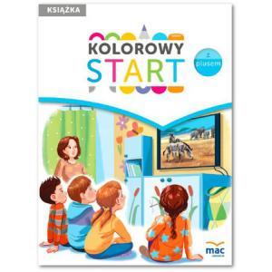 Kolorowy Start z Plusem (6-Latki).  Książka