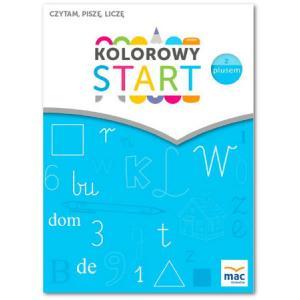 Kolorowy Start z Plusem (6-Latki). Czytam, Piszę, Liczę