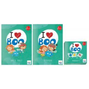 I Love Boo. Poziom A+. Język Angielski. Pakiet Podręczników