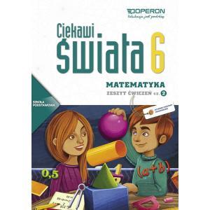 Matematyka. Ciekawi Świata. Ćwiczenia. Klasa 6 Część 2. Szkoła Podstawowa
