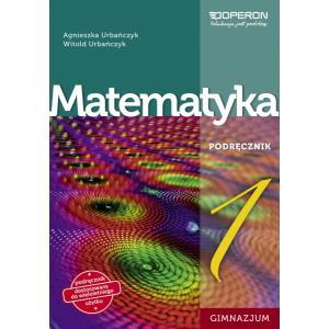 Matematyka 1. Podręcznik Wieloletni. Gimnazjum