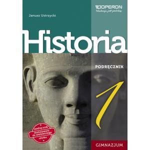 Historia 1. Podręcznik Wieloletni. Gimnazjum