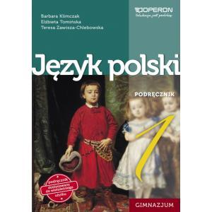 Język Polski 1. Podręcznik Wieloletni. Gimnazjum
