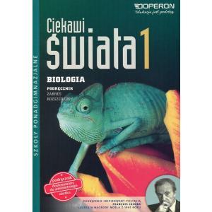 Biologia 1. Ciekawi świata. Podręcznik Wieloletni. Zakres rozszerzony
