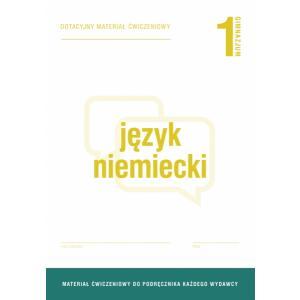 Język Niemiecki 1. Materiały Ćwiczeniowe. Gimnazjum