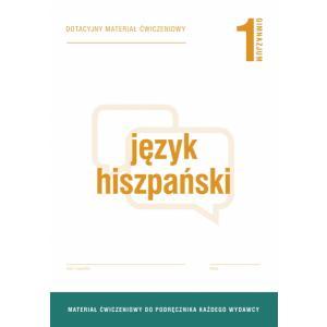 Język hiszpański 1. Gimnazjum Zeszyt ćwiczeń