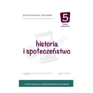 Historia i Społeczeństwo 5. Materiał Ćwiczeniowy. Klasa 5. Szkoła Podstawowa