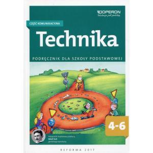 Technika. Podręcznik. Część Komunikacyjna. Klasy 4-6. Szkoła Podstawowa