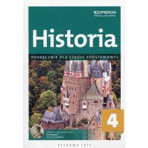 Historia 4. Podręcznik. Szkoła Podstawowa