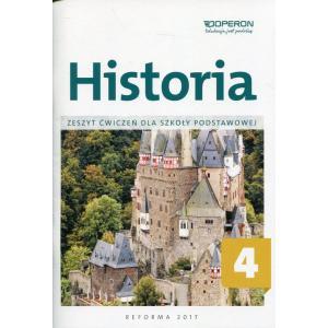 Historia 4. Ćwiczenia. Szkoła Podstawowa
